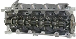 Ford Lincoln 4 6 Sohc V8 Cylinder Head Casting Rf xl3e Only 97 03 Driver Side