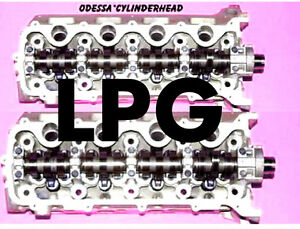Lpg Ford Lincoln F150 F250 F350 4 6 5 4 Sohc 3 Valve V8 Cylinder Heads No Core