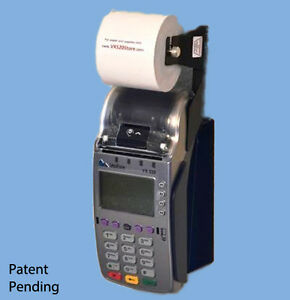 Verifone Vx520 Wall Mount With 230 Paper Adapter