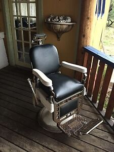 Theo A Kochs Barbar Chair