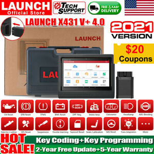 Launch Crp429 Obd2 Scanner Auto Code Reader Diagnostic Tool Immo Dpf Epb Srs Abs