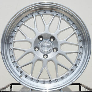 18x8 5 18x9 5 Lm Style Wheels Fit Lexus Is300 Is250 Gs300 Toyota Supra Mr2 Camry