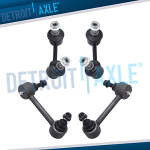 All 4 Brand New Front Rear Stabilizer Sway Bar Links Acura Honda Accord