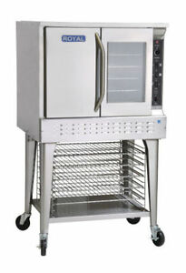 Royal Range Convection Oven Rcos 1 St Depth