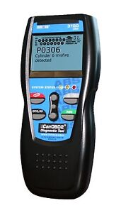 Equss Innova 3100 Abs Scanner Diagnostic Scan Tool Code Reader Canobd2