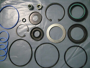 Power Steering Gear Box Complete Seal Kit Ford F250 F350 Heavy Duty G430