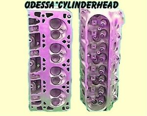 Gm Gmc Chevy 5 3 5 7 6 0 Ls6 Ls2 Ohv Cylinder Heads Cast 799 Only 96 07 Rebuilt