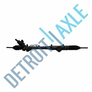 Complete Power Steering Rack And Pinion Assembly For Ford Fusion Lincoln Mkz