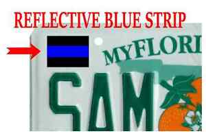 6 Pack Tag F15 Thin Blue Line Cop Police Vinyl Decal Sticker Car Window