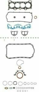New Fel Pro Engine Rebuilder Gasket Set Eis7702pt Honda Civic 1 5l 1984 1987