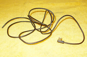 1969 1970 Cougar Xr7 Ht Convertible Eliminator Orig Door Ajar Switch Wiring Plug