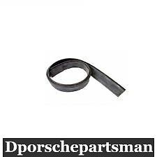 Porsche 911 930 Engine Compartment Seal short Section Front Oem New ns