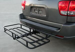 Cargoloc 2 In 1 Hitch Mount Rooftop Cargo Carrier 32534