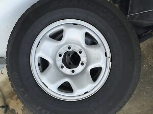 Toyota Tacoma 2015 4 New Tires And Rims