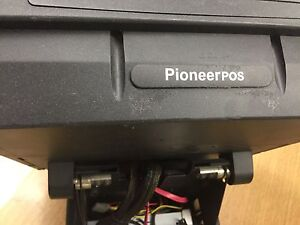 Pioneer Pos 15 Color Touch Screen Model Magnus Touch for Parts Or Repair