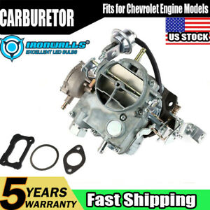 Carburetor Rochester Type 2gc 2 Barrel For 1970 1980 Chevrolet Engines 350 400