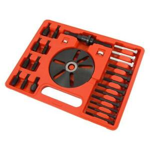 Harmonic Balancer Puller And Installation Installer Tool Set Kit 24pc ct3919