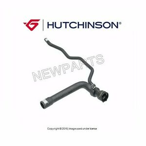 Audi A4 Quattro Upper Water Hose 3 Way Radiator To Pipe To Expansion Tank Oem Ne