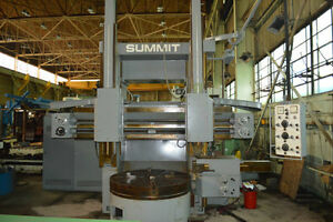 59 Summit Vertical Boring Mill 26404