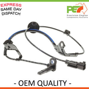 New Oem Quality Abs Wheel Speed Sensor For Mitsubishi Lancer Evo X Cj 4b11t