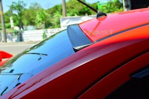 Painted For Hyundai Genesis Coupe 2dr F Style Rear Window Roof Spoiler 2013 2015