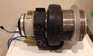Schabmuller Motor In Wheel Drive 24v Dc Hi Res Encoder Robotics 5 Avail