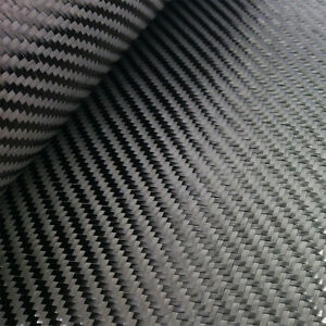 High quality 3k 200gsm Real Carbon Fiber Cloth Carbon Fabric Twill 20 Wide