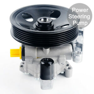 New For 98 05 Mercedes Benz Ml320 Ml350 Ml430 Ml500 Ml55 Power Steering Pump