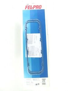 New Fel Pro Valve Cover Gaskets 1641 Chevy Small Block Splayed Valve 5 16 Thick