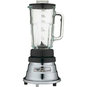 New Heavy Duty Waring Professional Bar Blender 500w Bullet Motor Made In Usa