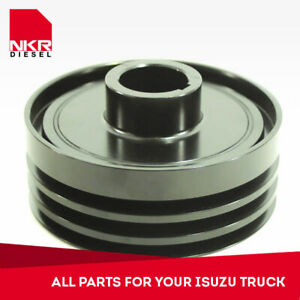 Crankshaft Pulley Damper Isuzu Npr 1992 1997 4bd2 Engine aftermarket