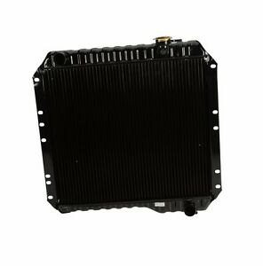 Csf Radiator For Toyota Land Cruiser 80 79 78 77 76 75 1980 1979 1978 1977 1976