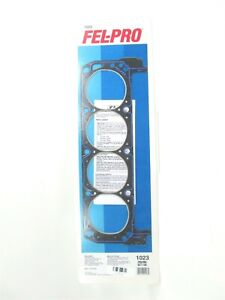 New Fel Pro Cylinder Head Gasket 1023 Ford V8 302 351 Svo Right Hand 4 160 Bore