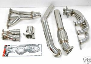 Exhaust Header For 1997 2003 Pontiac Grand Prix Gtp 3 8l Super Charged By Obx