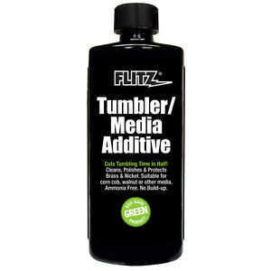 FLITZ TUMBLER MEDIA ADDITIVE 16OZ BOTTLE $29.19