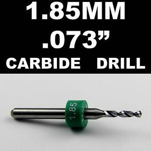 073 1 85mm 49 One Carbide Drill Bit Models Hobby Pcb Cnc Dremel R s