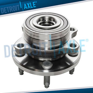 Front Or Rear Wheel Hub Bearing Assembly For 2011 2012 2013 2018 Ford Explorer