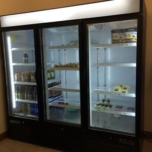 Glass Door Merchandising Refrigerator