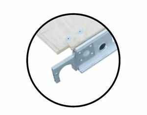 Werner 50 4 Replacement Aluminum Hook Fits Werner Wood Scaffolding Plank