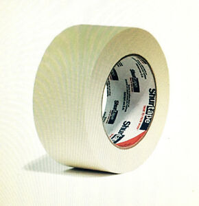 Shurtape General Purpose Masking Tape 2 X 60yd Natural Color 24 Rolls case