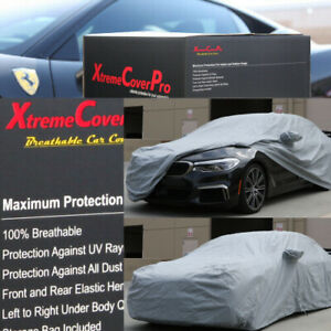 2013 Bmw M5 Breathable Car Cover W Mirrorpocket