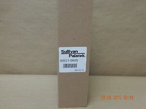 New Oem Sullivan Palatek Helical Screw Air Compressor Air Filter 00520 060s