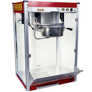 Theater Pop 12 Ounce Popcorn Machine Made In Usa