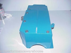 Dry Sump Oil Pan Sb Chevy With 3 Pickups Standard Block Bowtie Block Nascar