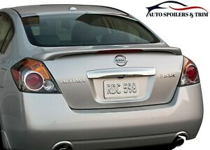 255 Painted Factory Style Spoiler Fits The 2007 2012 Nissan Altima Sedan