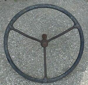 Allis Chalmers Wc Wd Tractor Steering Wheel