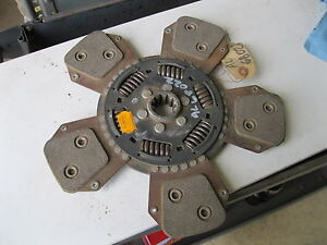 John Deere Al70272 Clutch Disc Fits Some Mannheim Built Tractors Al68022