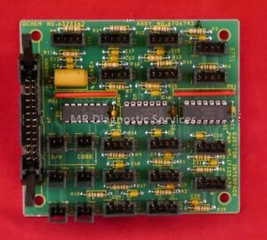 Mkr Slide Stainer Ejector Interface Board 6706743