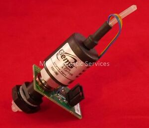 Mkr Slide Stainer Pressure Assembly 6707014