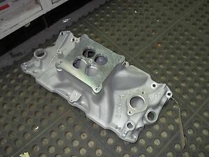 Nos Offenhauser Small Block Chevy Sbc 283 327 350 383 Dial A Flow Victor Torker